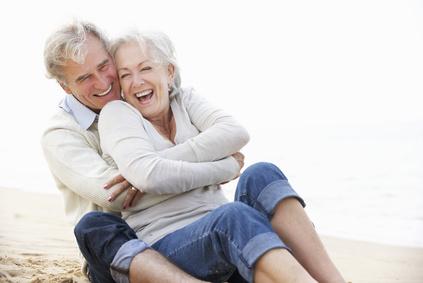 Gesunde Zähne auch im Alter