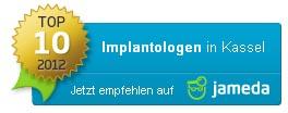 Jameda Siegel - Implantologie Kassel Dr. Kollmar